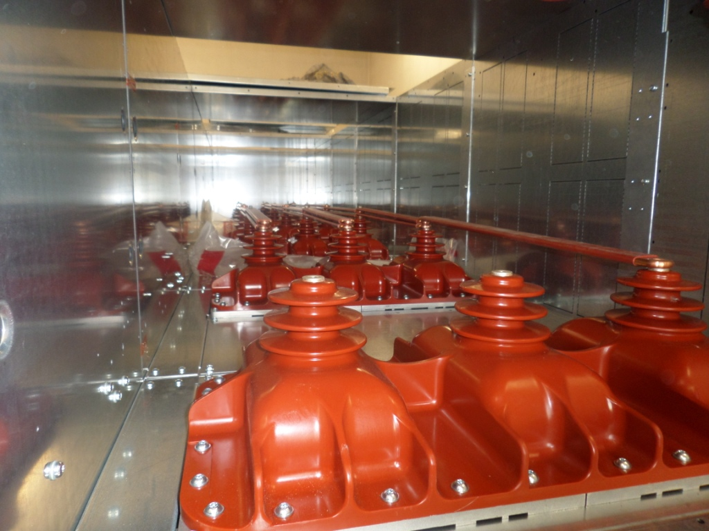Sostituzione celle media tensione presso Rodacciai S.p.A.