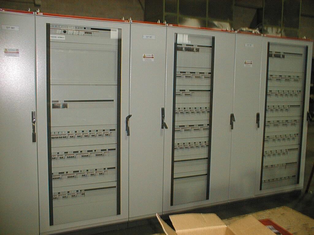 Quadri elettrici presso ABB Italia Headquarter