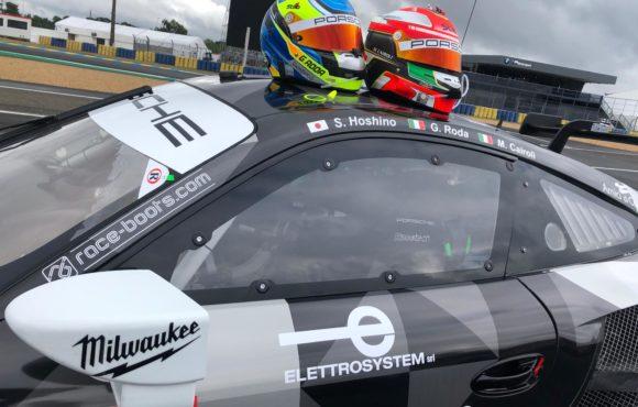 Alla 24 Ore di Le Mans!
