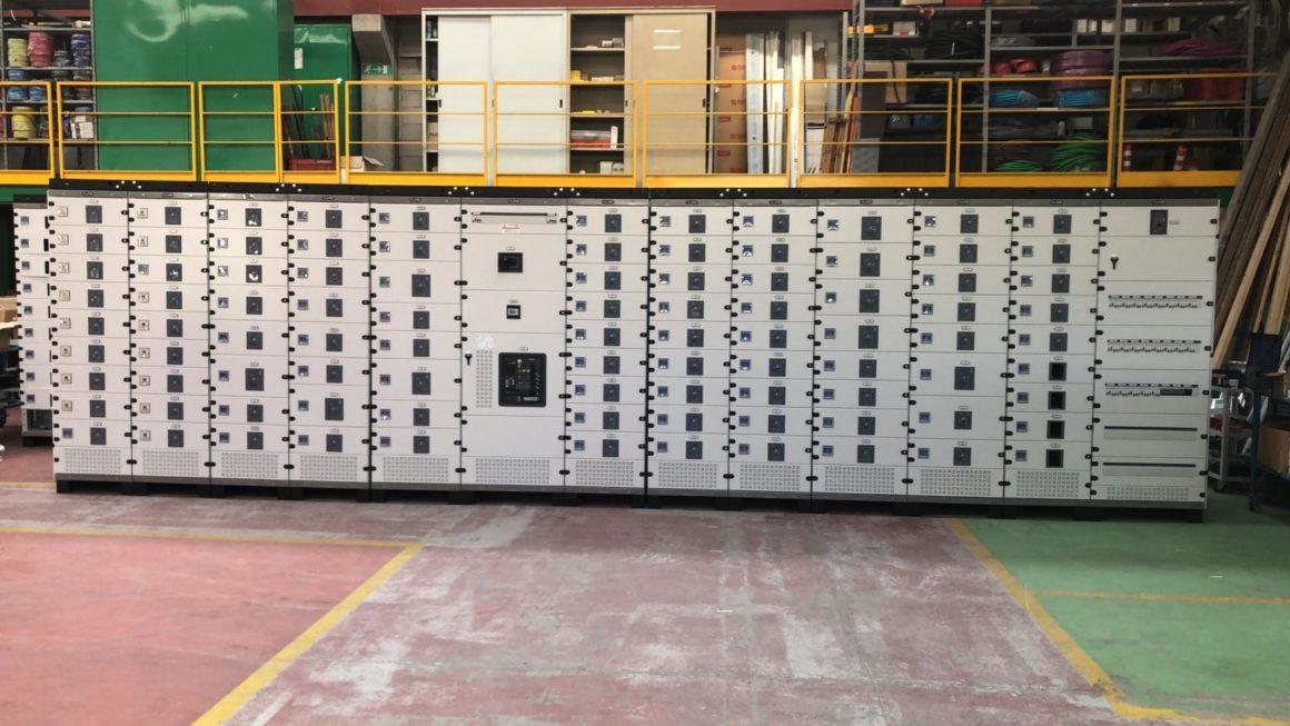 Power Center presso nuovo reparto Q ospedale HSR